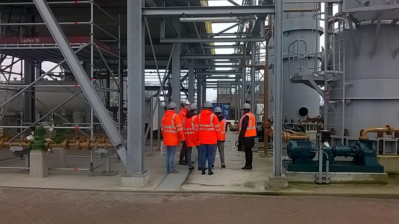 19 & 20 januari 2018 - Open dagen Techniek College Rotterdam