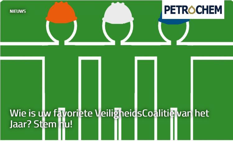 Live stemmen: Finalist Veiligheidscoalitie van het jaar: RDM Training Plant
