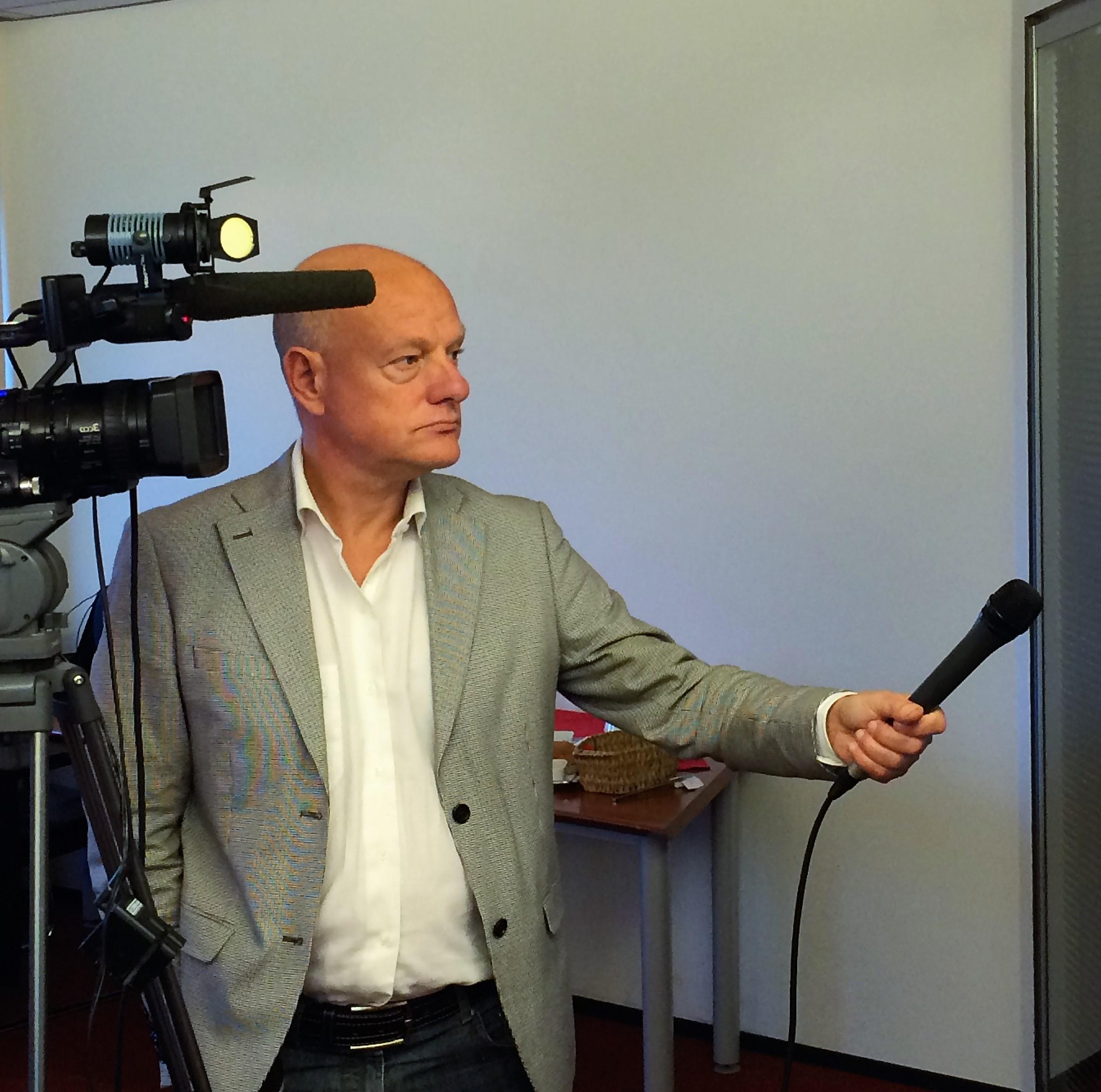 Trainingen: Mediatraining crises en incidenten in de industrie